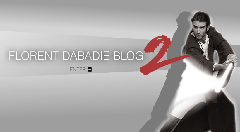 FLORENT DABADIE BLOG